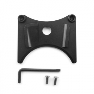 i-110 adaptor plate Quick Release Adapter Plate for both ConnectIT / Redadapt and Daessy mounting systems. Attaches to screw holes on the back of your Tobii Dynavox I-110. Also compatible with the EyeMobile Plus.