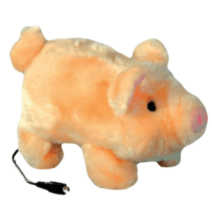 Switch Adapted Pudgy Pig